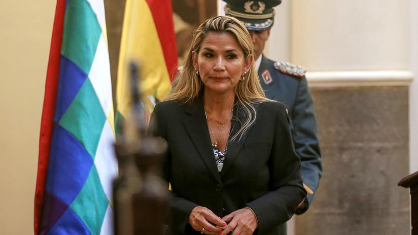 El Gobierno de facto de Bolivia reconoce a Guaidó como presidente de Venezuela