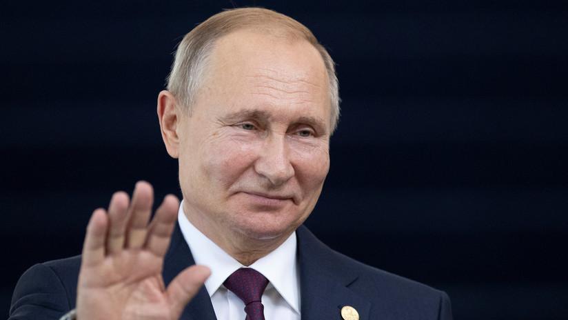 """Putin: """"Los BRICS deben asumir el papel de liderazgo en la ONU"""""""