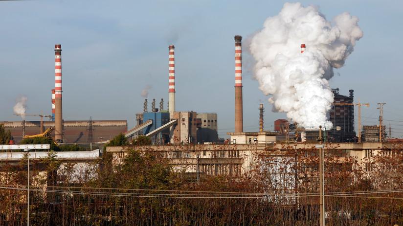 Acusan a una compañía siderúrgica de provocar 7.500 muertes con las emisiones tóxicas de una de sus fábricas