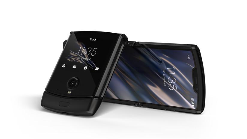 Motorola resucita el icónico Razr para lanzar su primer modelo con pantalla plegable