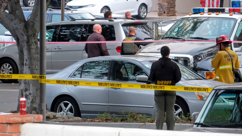 California: Al menos dos muertos y varios heridos tras un tiroteo en un instituto