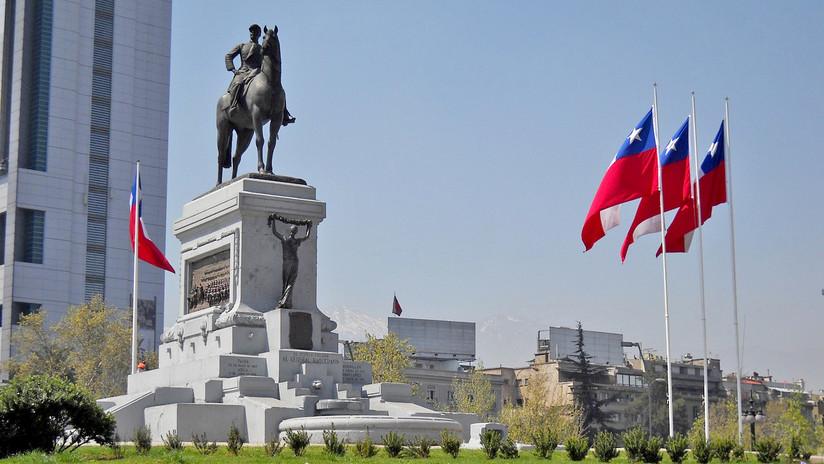 Manifestantes chilenos piden renombrar el epicentro de las protestas como plaza de la Dignidad