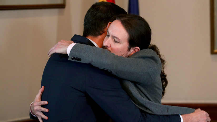 El abrazo o la rendición de Breda, oportunidades y amenazas del pacto progresista en España
