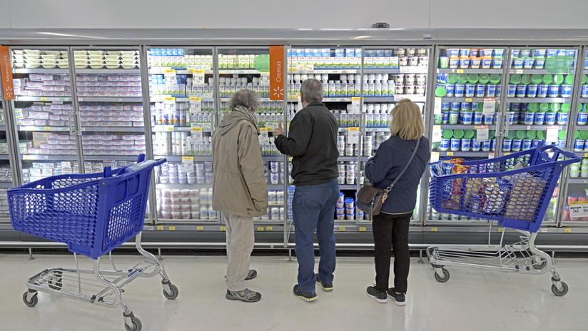 La inflación de octubre en Argentina fue del 3,3 %