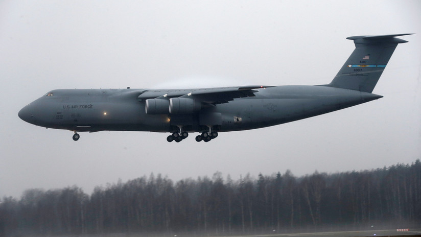 """Fuerza Armada de Venezuela denuncia que EE.UU. violó """"nuevamente"""" su espacio aéreo"""