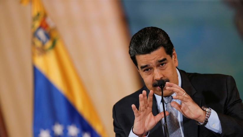 """Maduro denuncia el envío de """"grupos paramilitares"""" a Venezuela desde Colombia para generar violencia"""