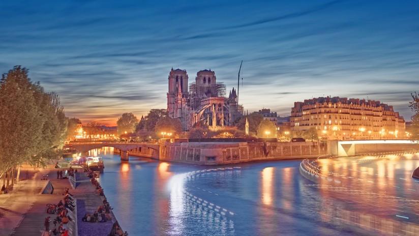 """""""Debería cerrar la boca"""": El general francés encargado de Notre Dame reprende al arquitecto que propone levantar una aguja idéntica"""