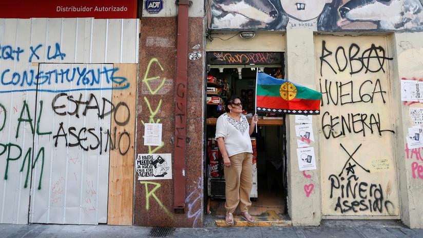 El Gobierno chileno y la oposición acuerdan un plebiscito para redactar una nueva Constitución