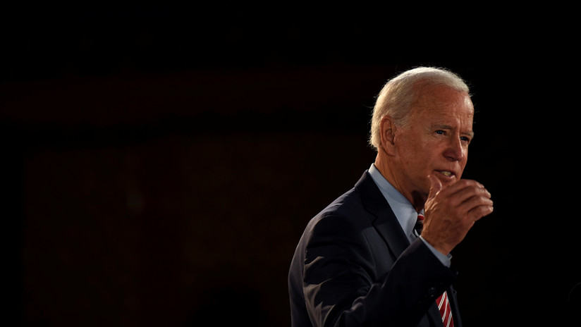 Trump defiende a Biden de caracterización de perro rabioso