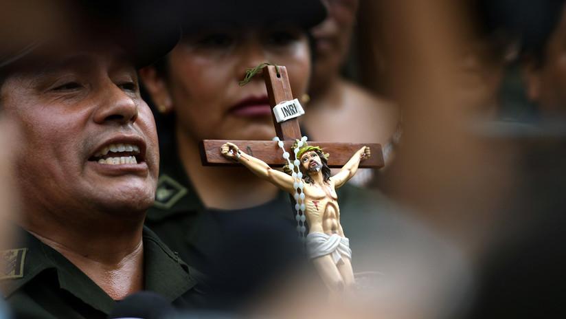Fanatismo religioso y militarización: el golpe en Bolivia, con tufo a reconquista