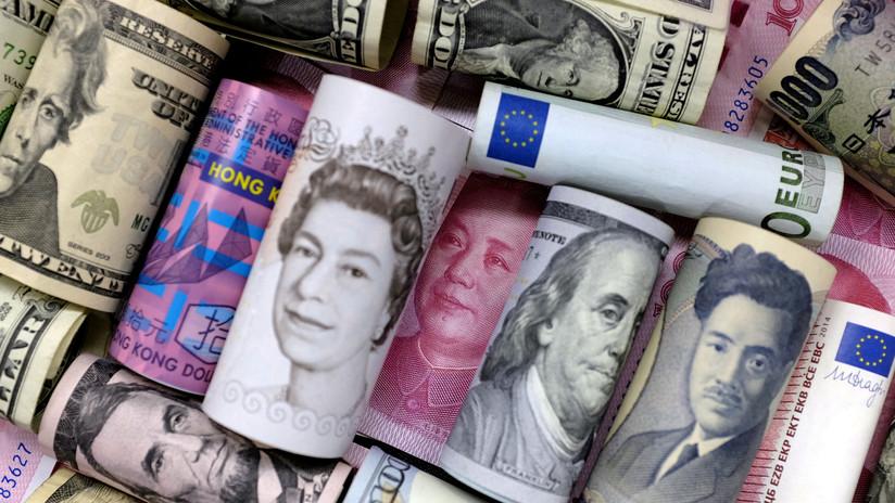 Deuda mundial superará los 250 billones de dólares en 2019