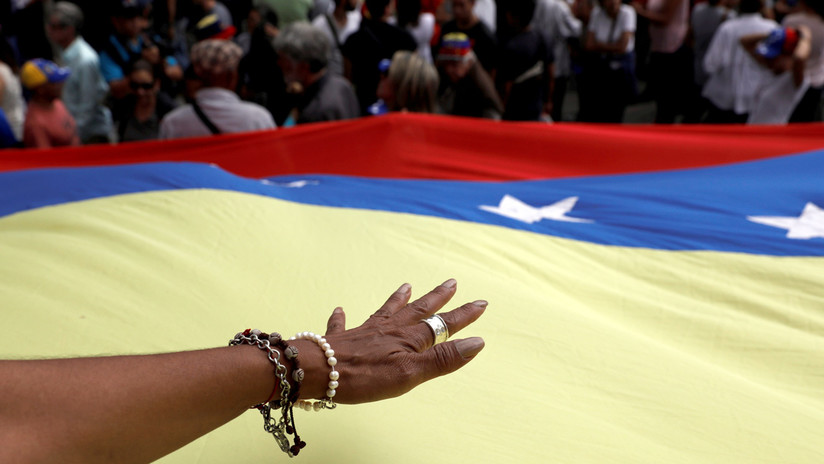 Chavismo marcha en rechazo al golpe de Estado contra Evo Morales y la oposición por la salida de Maduro este sábado