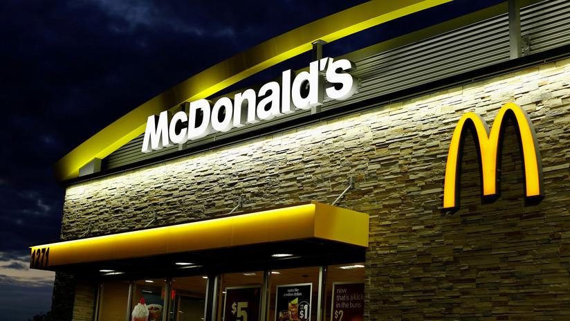 Locales de McDonald's en Hong Kong se quedan sin productos mientras se intensifican las protestas