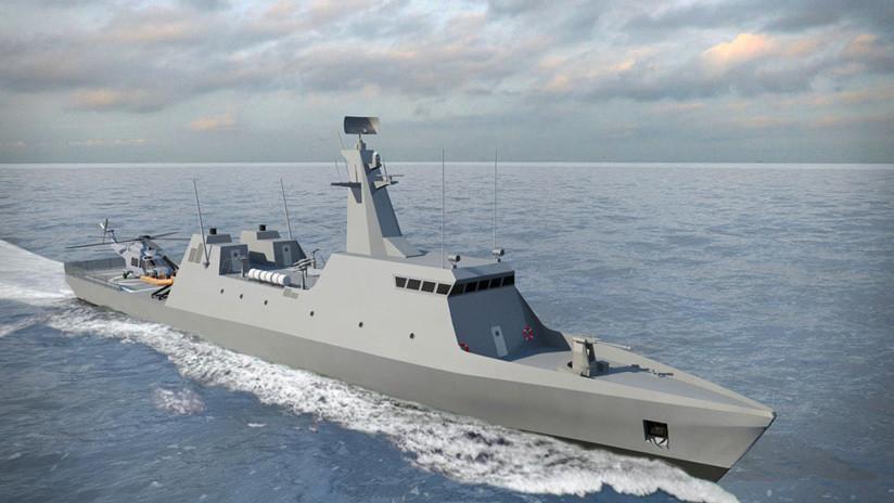 Israel desarrollará una avanzada corbeta para su flota