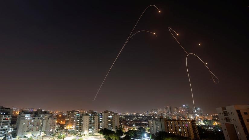 ¿Peligrosa fuga de tecnología de defensa? Un interceptor de misiles israelí habría caído intacto en Gaza