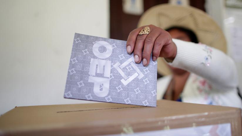 """Uruguay y México piden """"elecciones libres, transparentes y creíbles"""" en Bolivia"""
