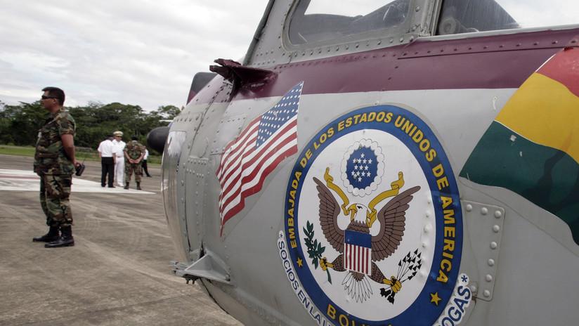 """EE.UU. quiere """"fortalecer"""" las relaciones con Bolivia y asoma como paso inicial el """"retorno de la DEA"""""""