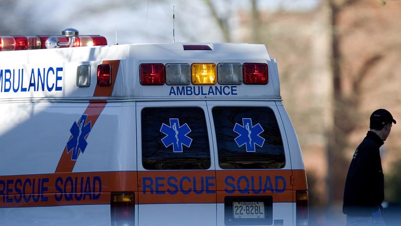 Dos heridos en un tiroteo durante un partido de fútbol americano escolar