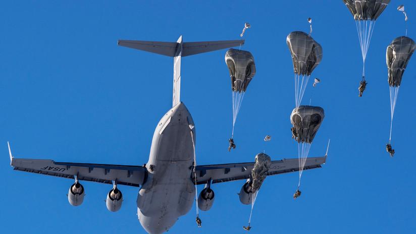 Venezuela denuncia una nueva violación de su espacio aéreo por un avion de EE.UU.