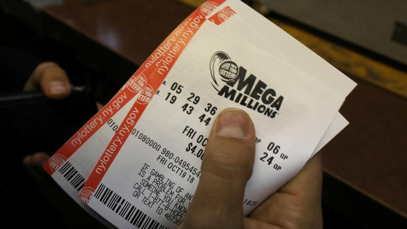 Un británico regala dos boletos de 'rasca y gana' a su mujer enferma y ganan más de un millón de dólares