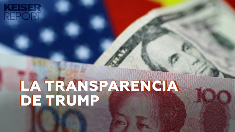 """El juego de la """"desglobalización y desdolarización"""" marca la guerra comercial entre China y EE.UU."""