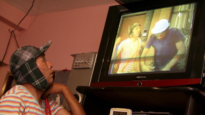 FOTO: Nieto de 'Don Ramón' publica una imagen inédita del elenco de 'El Chavo del 8'
