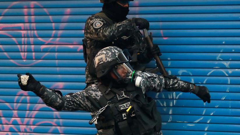 "La CIDH alerta sobre el ""grave decreto"" que exime de responsabilidad penal a las fuerzas armadas de Bolivia"