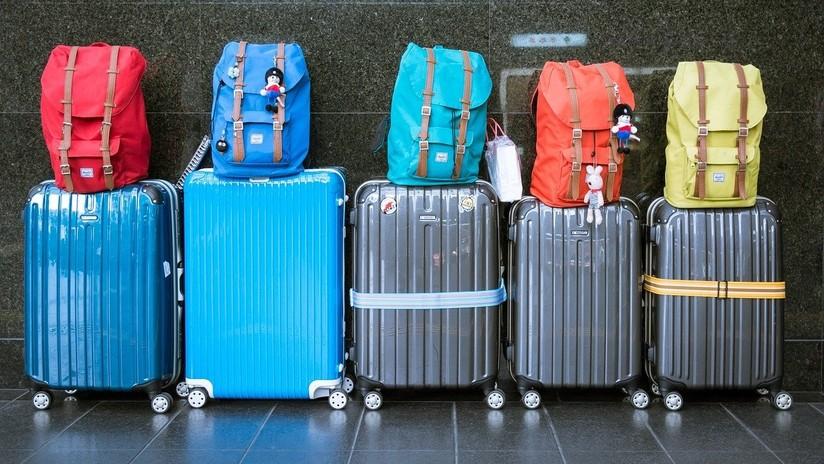 Un encargado de equipajes termina preso por cambiar las etiquetas de 286 maletas