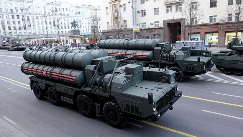 Los sistemas antimisiles rusos S-400 entrarán en servicio en Turquía en la primavera de 2020