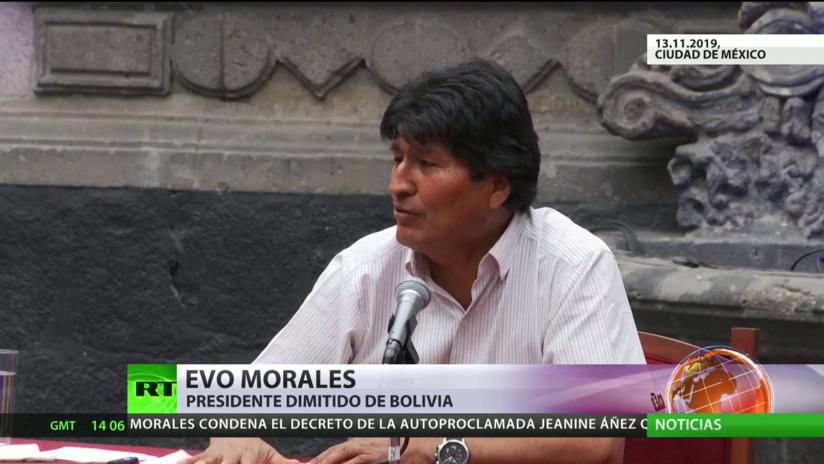 Caos político: RT repasa los acontecimientos que siguieron a la renuncia de Evo Morales