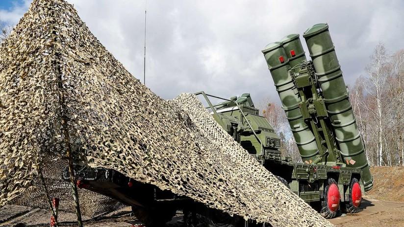 India adelanta un pago para recibir sistemas antimisiles rusos S-400 en 2025