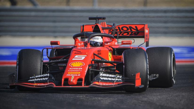 """VIDEO: El """"tonto"""" accidente entre los pilotos de Ferrari que estropeó los planes del equipo en el Gran Premio de Brasil de Fórmula 1"""