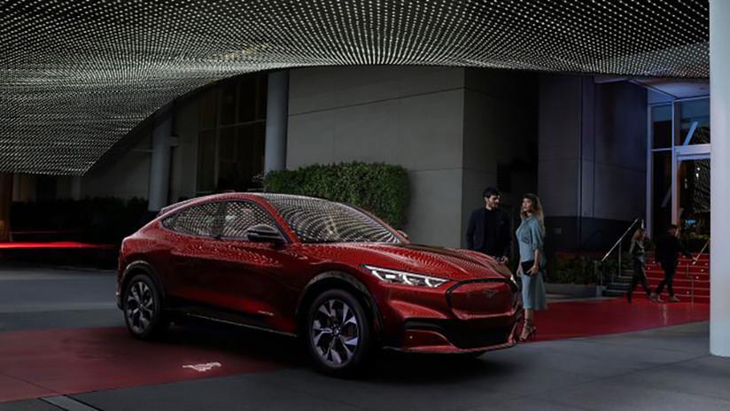 VIDEO: Ford presenta el Mustang Mach-E, su primer coche eléctrico