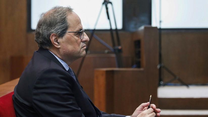 Quim Torra se juega su inhabilitación al frente del Gobierno catalán en un juicio por desobediencia