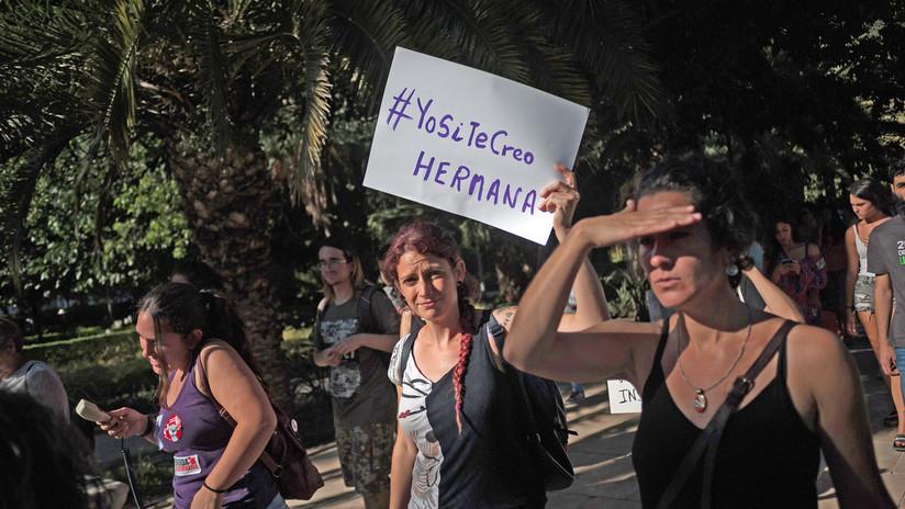 Cuatro miembros de 'La Manada' se enfrentan a otro juicio en España acusados de abuso sexual