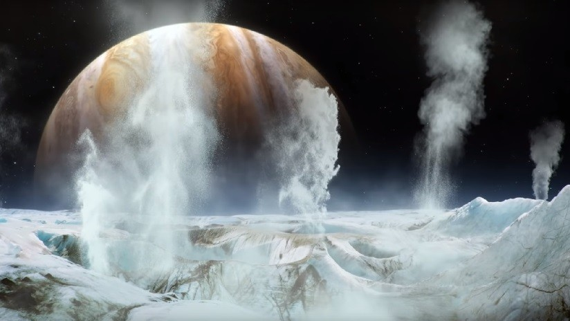 Detectan Por Primera Vez La Presencia De Vapor De Agua En Un Satélite De Júpiter Rt