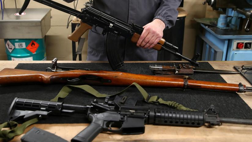 Reportan que cárteles mexicanos como el de Sinaloa y CJNG pagan la cocaína colombiana con armas modernas