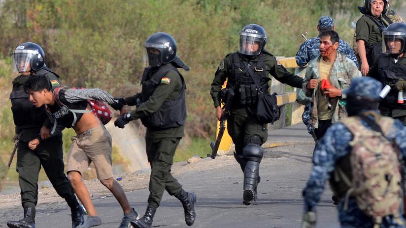 Las autopsias confirman que los nueve manifestantes en Cochabamba murieron por disparos de arma larga