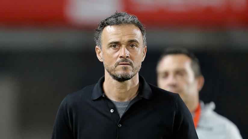 Luis Enrique regresa como técnico de la selección española de fútbol