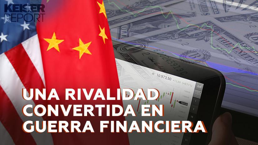 """""""El mundo en el que EE.UU. no podrá aislar a los demás del sistema financiero"""""""