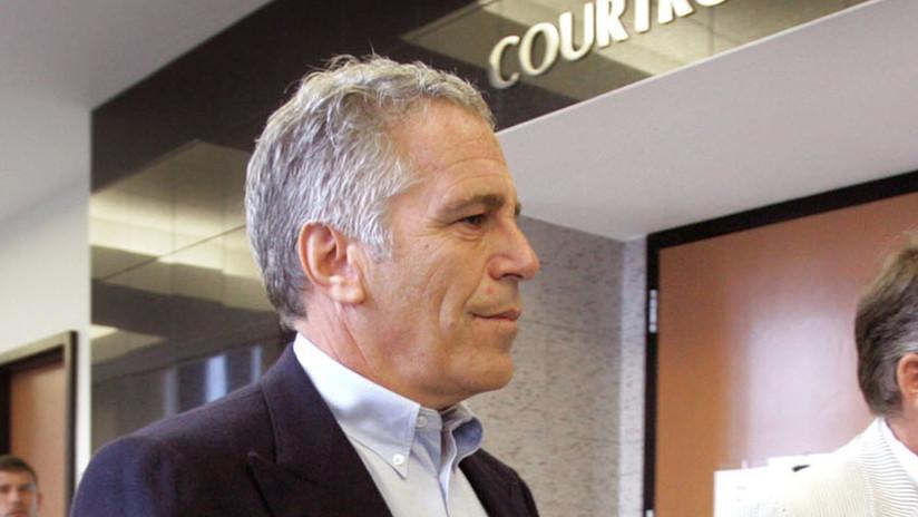 Dos guardias penitenciarios bajo custodia en EE.UU. por la muerte de Jeffrey Epstein