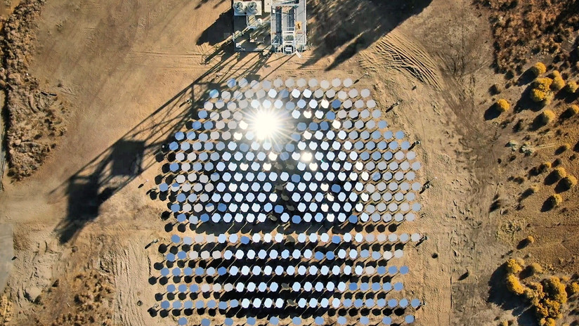 Una 'startup' apoyada por Bill Gates desarrolla tecnología solar que permite prescindir de los combustibles fósiles