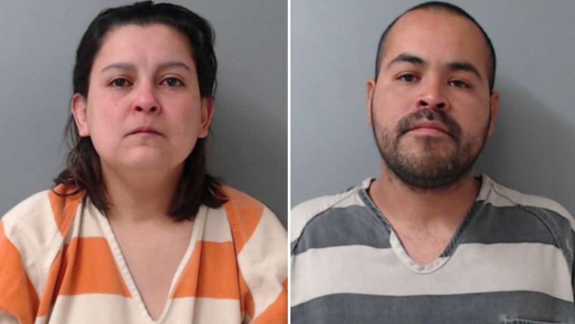 Sentencian en EE.UU. a 20 y 14 años de prisión a una pareja que disolvió en ácido los restos de su hija de 2 años