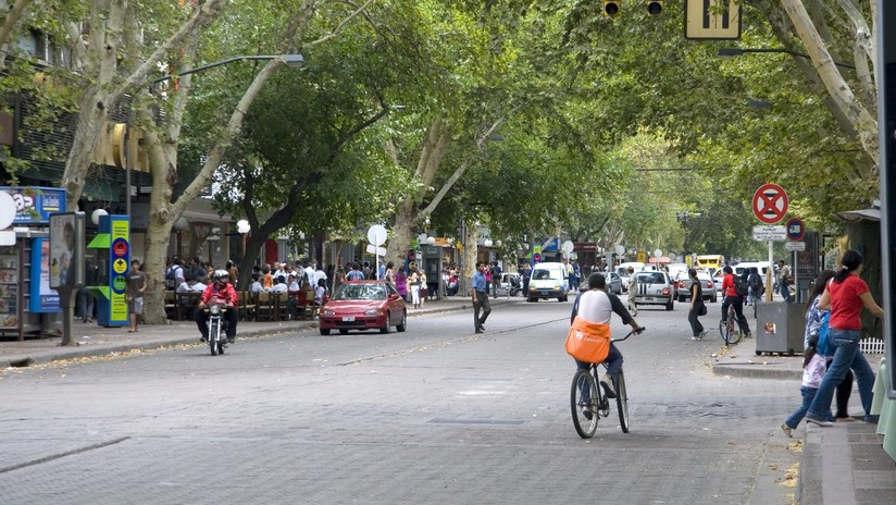 VIDEOS: Así se percibió el sismo de magnitud 6 en Argentina