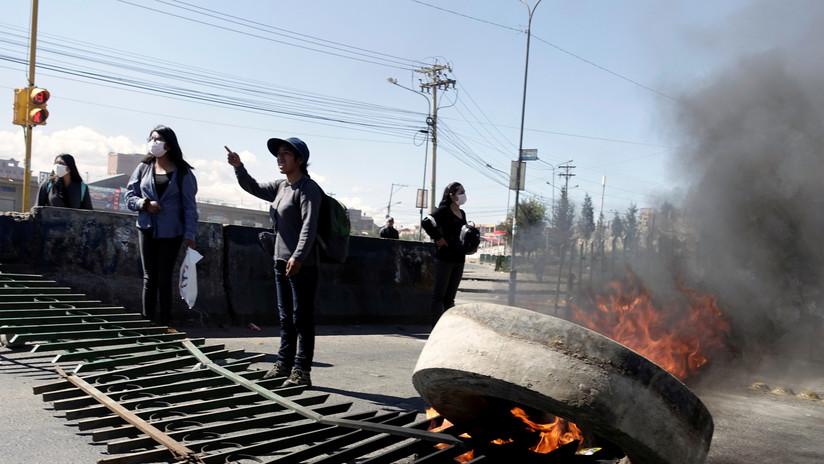 Bolivianos relatan cómo fue el operativo policial contra manifestantes en El Alto que dejó 6 muertos