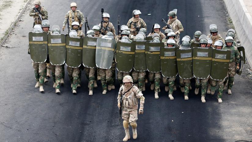 Defensoría del Pueblo de Bolivia exige al Gobierno de facto desmovilizar al Ejército tras las muertes de civiles en Senkata