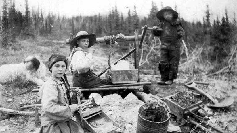 Doble de Greta Thunberg que vivió hace 120 años