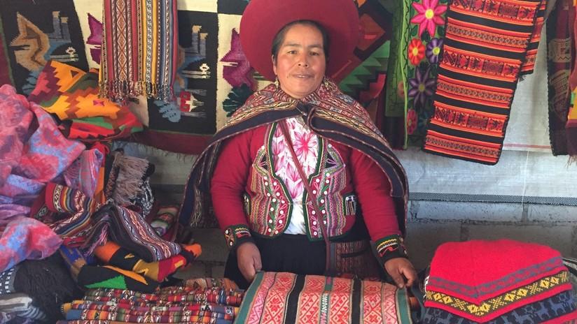 Los tejidos naturales del Valle Sagrado del Perú, el secreto para el empoderamiento de las mujeres