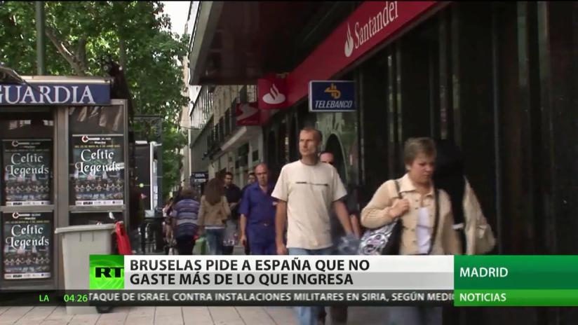 La UE advierte a España sobre los riesgos del gasto no sostenible