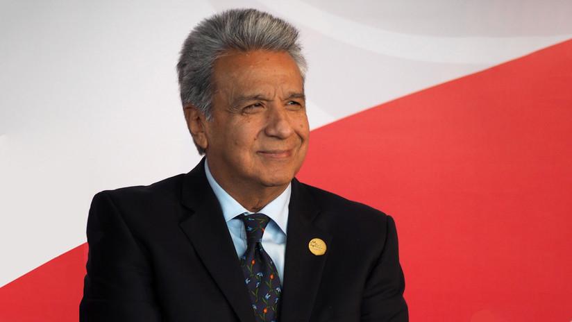 """Lenín Moreno envía nuevo proyecto económico """"urgente"""" al Congreso tras rechazo a texto anterior"""